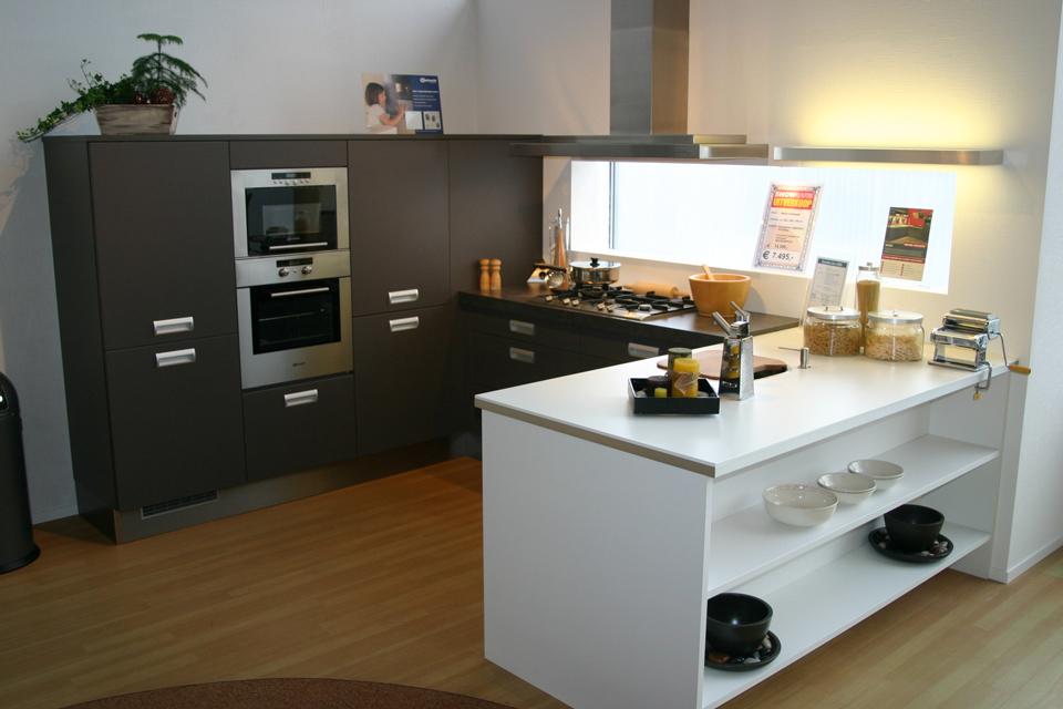 Kleine Keuken L Vorm : Kleine Keuken L Vorm : Keuken steigerhout landelijke stijl L vorm